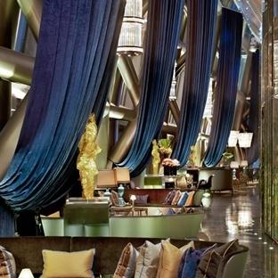 Muhteşem Otel Dekorasyonları-Çin