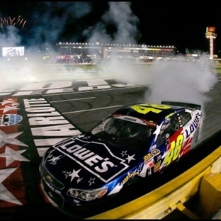 Nascar: Charlotte'de Zafer Jimmie Johnson'un !!