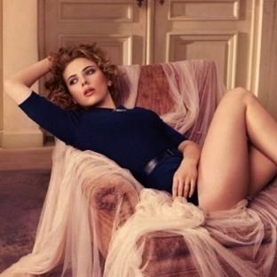 Nisan Ayı Güzeli Scarlett Johansson