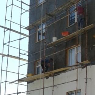 İnşaat İşçileri: İskele Cambazları