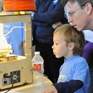 Öğrencilerin Hayalleri 3D Yazıcı Gerçekleşti