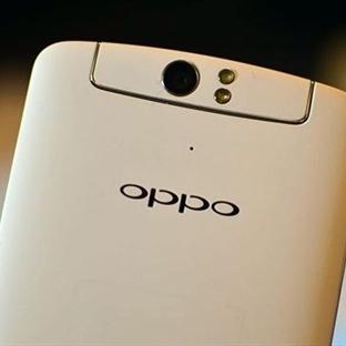 Oppo N1 Mini Geliyor