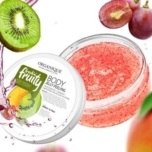 Organique Fresh'n'Fruity Body Jelly Peeling