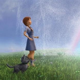 OZ efsanesi : Dorothy'nin dönüşü
