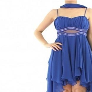 İp Askılı Elbise Modelleri