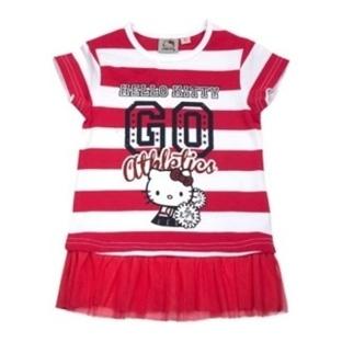 Panço Hello Kitty'li Kız Çocuk Kıyafet Modelleri
