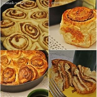 Pastane Usulü Haşhaşlı Çörek