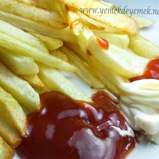 Patates Nasıl İyi Kızartılır?