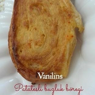 Patatesli buzluk böreği
