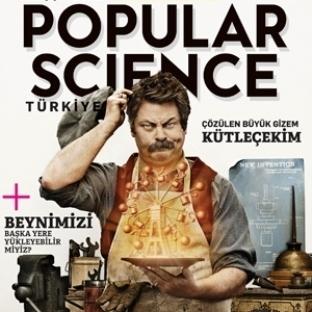 Pop Sci TR Mayıs Sayısı