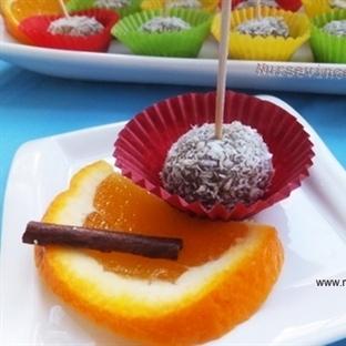 Portakallı İrmik Helvası Tarifi ve Truf