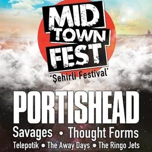 Portishead Midtown Fest ile İlk Kez İstanbul'da!