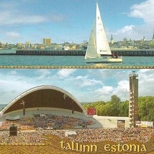 Postcrossing'ten Gelenler: Malezya,Estonya,Almanya