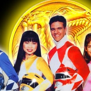 Power Rangers Geri Dönüyor!