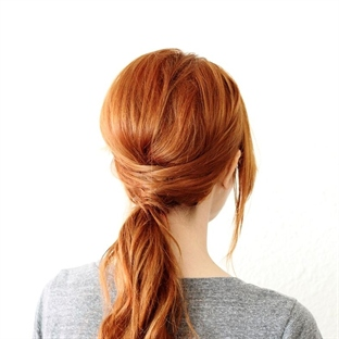 Pratik ve Şık Saç Modeli