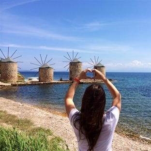 Sakız Adası / Chios Tatilimiz