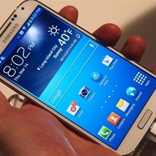 Samsung S5 teki Hatasını Kabul Etti...