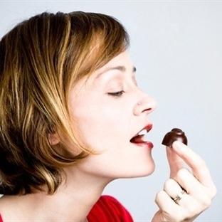 Şeker hastalarına çikolata yasak değil!