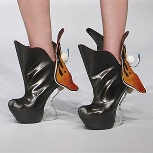 Sezonun En Sıra Dışı 19 Ayakkabısı