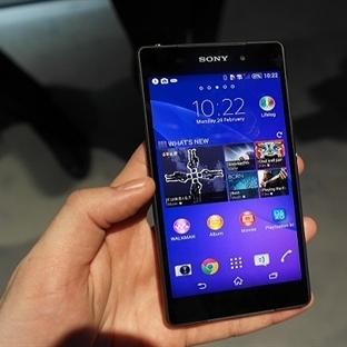 Sony Xperia Z2 Artık Türkiye'de