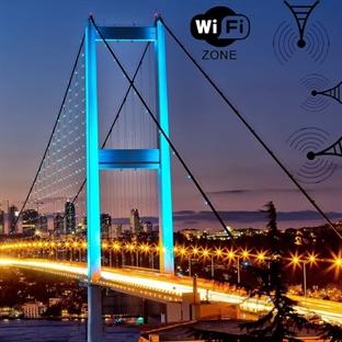 İstanbul'da ücretsiz internet hizmeti başladı.