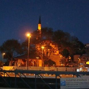 İstanbul-Mihrimah Sultan Camii