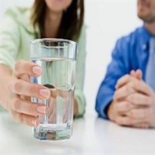 'Su İçsem Yarıyor' Diyorsanız...