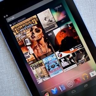 Teknolojiyi Ayağınıza Getiren Nexus Tablet Bu Adre