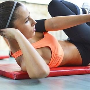 Tüm vücudu çalıştıran 15 dk'lık egzersiz programı