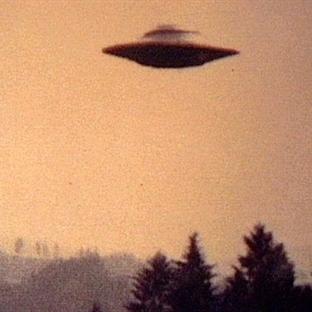 UFO'lar Gelecekten Mi Geliyor?