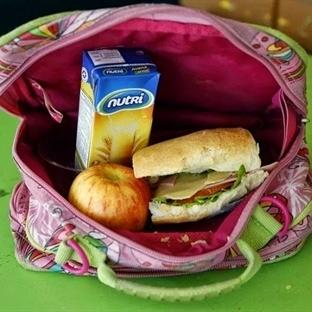 Ülkelere Göre Çocukların Beslenme Çantaları