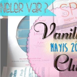 Vanilya Club Mayıs 2014 Kutusunda Neler Var?