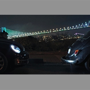 VW Beetle Testi: Dede Torun Buluşması