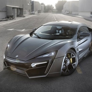 W Motors Lykan Hypersport (Galeri)