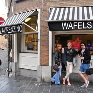 Waffle'ı bir de topraklarında yiyin: Laurenzino