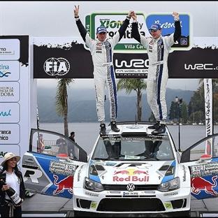 WRC: Arjantin Rallisi'nde Zaferin Adı Latvala