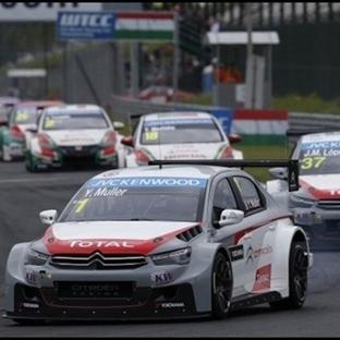 WTCC Hungaroring'de Kazananlar Muller & Morbidelli