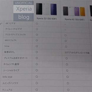 Xperia A2′de 4K Video Desteği Olmayacak!
