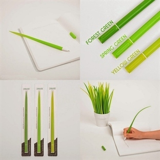 Yaprak Şeklinde Kalem