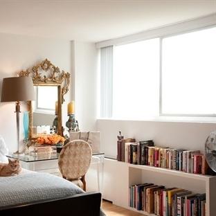 Yatak Odanızda Kitaplara Yer Açın
