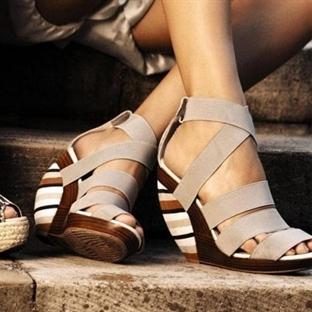 Yaz mevsimi'nde ayakkabı almanın özellikleri