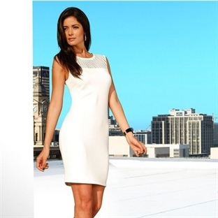 Yeni Sezon Beyaz Elbiseler