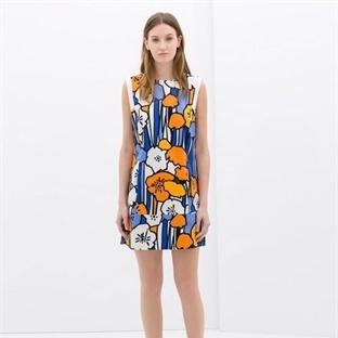 Zara 2014 Elbise Modelleri