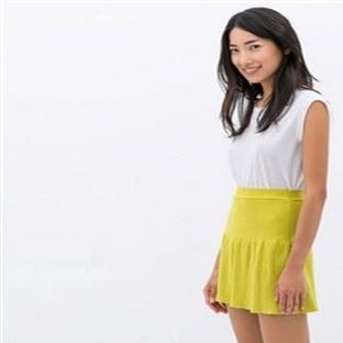 Zara Mini Etek Modelleri