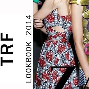 ZARA -TRF- 2014 Katalog