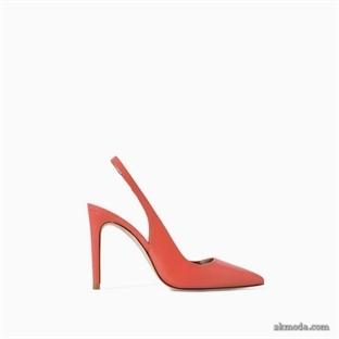 Zara Yazlık Ayakkabı Modelleri