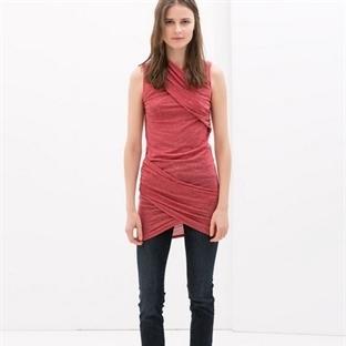 Zara Yazlık Elbise Modelleri
