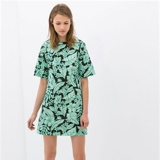 Zaranın Yazlık Elbiselerini Gördünüz mü?