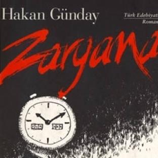 Zargana, Hakan Günday