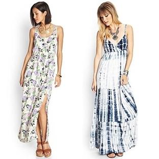 Zayıf Gösteren Uzun Elbise Modelleri